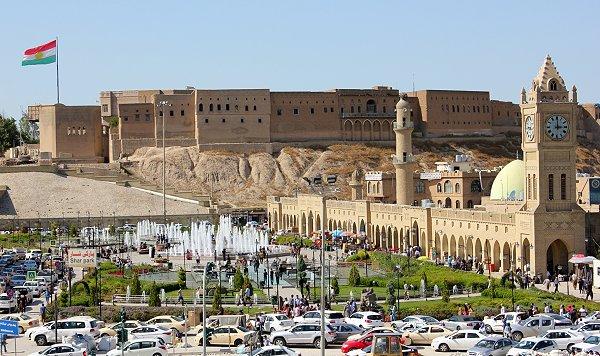 Erbil-Citadel